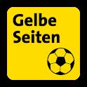 Fußball AR von Gelbe Seiten logo
