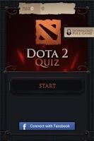 Screenshot of Dota Quiz