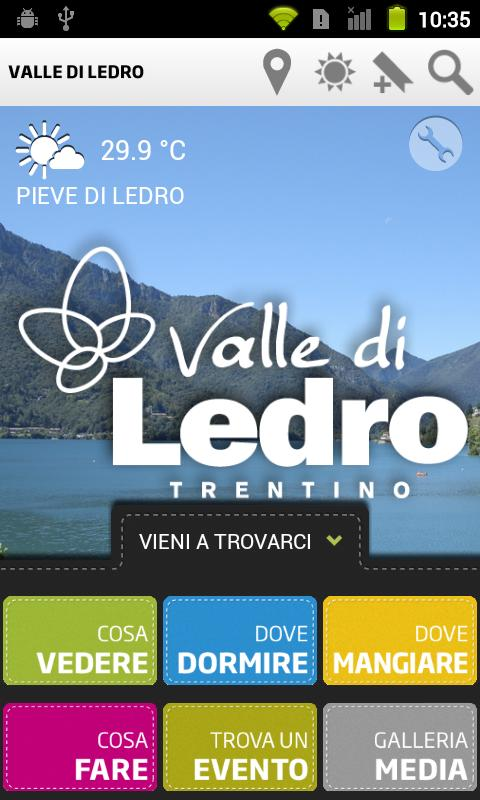 Valle di Ledro Travel Guide- screenshot