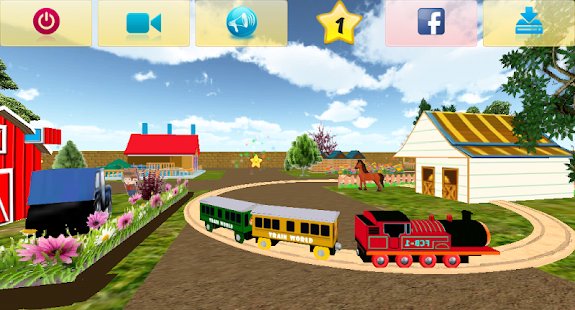 Train World Builder- screenshot thumbnail