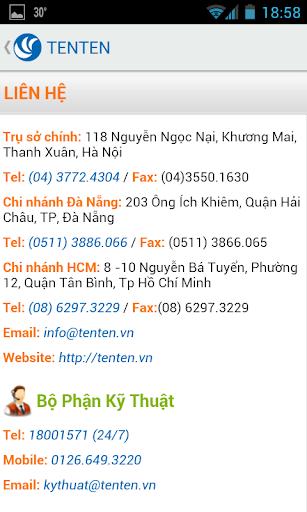 【免費工具App】TENTEN.VN-APP點子