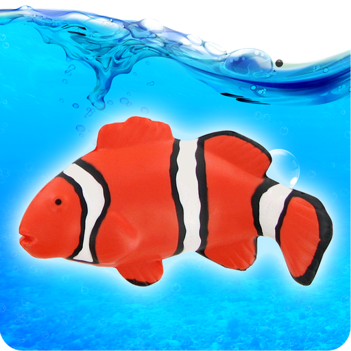 海水魚的冒險 LOGO-APP點子