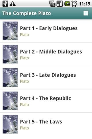 The Complete Plato - screenshot