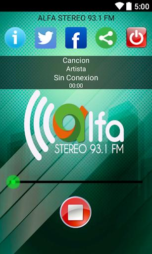 ALFA STEREO 93.1 FM