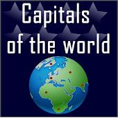 World Capitals Quiz ++