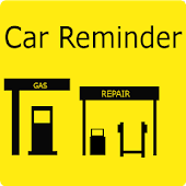 Car Reminder- Maintenance,Gas.