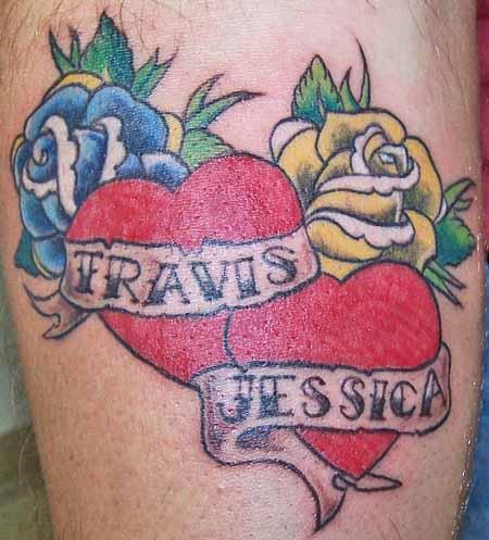 Name Tattoos Designs ideas