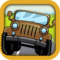 Stunt Racing Car icon