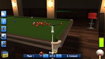Screenshot of Pro Snooker 2015