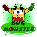 Bug Monster BETA logo