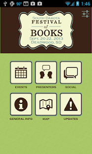 South Dakota Festival of Books - screenshot thumbnail