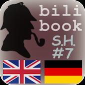 Sherlock Holmes #7, engl/germ
