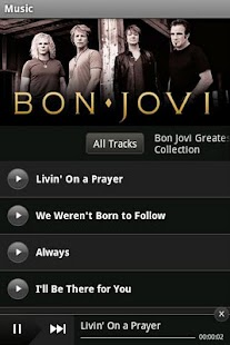 Bon Jovi- screenshot thumbnail