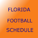 Florida Football Schedule logo