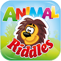Animal Riddles y aprender icon