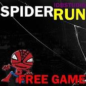 Sprider Runing Man