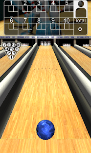 3D Bowling- screenshot thumbnail