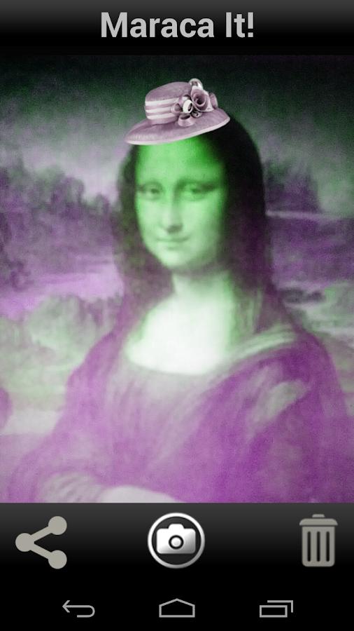 PhotoMaraca - screenshot