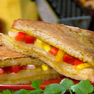 Caribbean Grilled Toasties Recipe