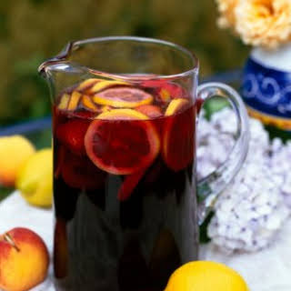 The Sacred Sangria.