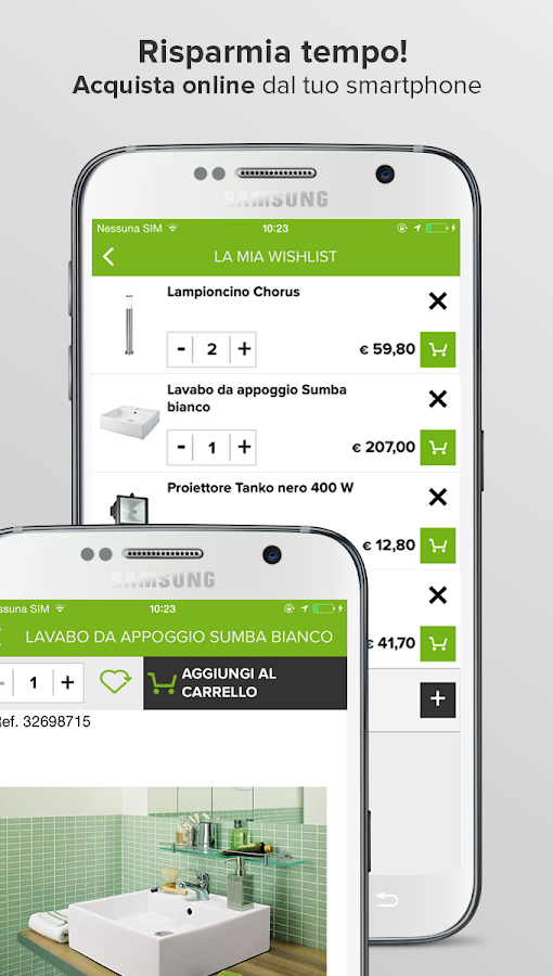 Leroy merlin app android su google play for Leroy merlin catalogo generale