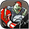 Zombie Action Racing Pro icon