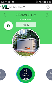 Mobile Link for Generators - screenshot thumbnail