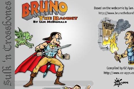 Bruno The Bandit- screenshot thumbnail