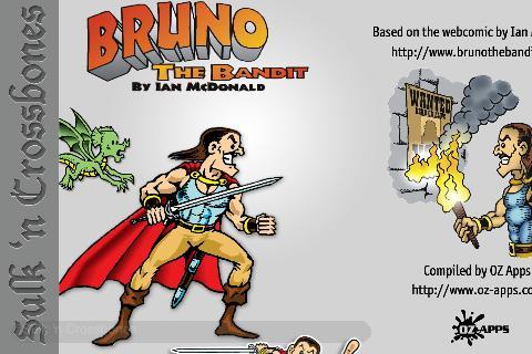 Bruno The Bandit- screenshot