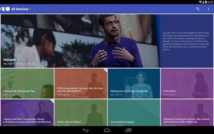Google I/O 2015 Screenshot 17