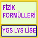 Fizik Formülleri YGS LYS LiSE icon