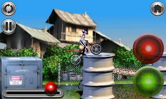 Screenshot of Bike Mania - Racing Game