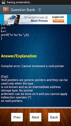【免費教育App】C Interview Questions-APP點子