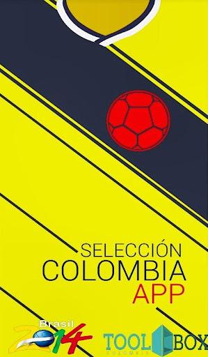 Seleccion Colombia App