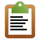 Clipboard + Notes icon