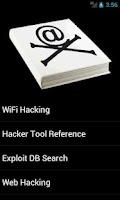 Screenshot of The Hackers Hackbook