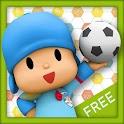 Talking Pocoyo Football Free icon