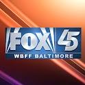 WBFF FOX45 logo