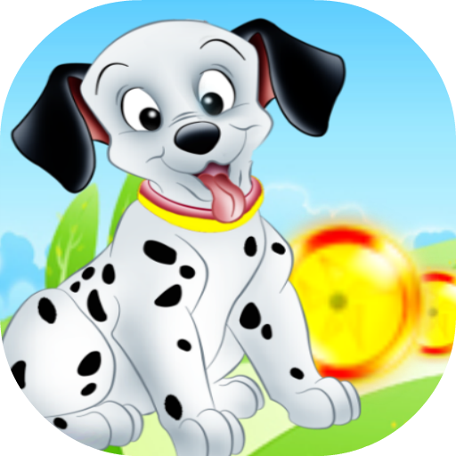 Puppy Dog Farm Run LOGO-APP點子