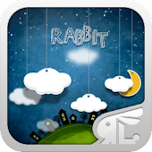 (FREE) Rabbit World ADW Theme