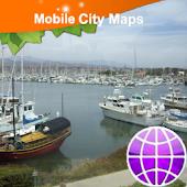 Ventura Oxnard Street Map