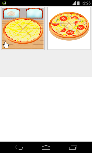 烹饪比萨饼游戏