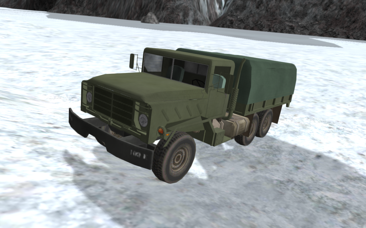 Army Driving Simulator 3D- screenshot