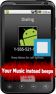 Ringtone INSTEAD Ringback - screenshot thumbnail
