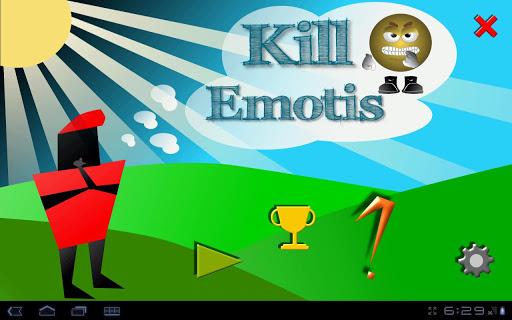 Kill Emotis