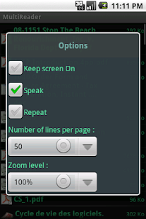 MultiReader- screenshot thumbnail