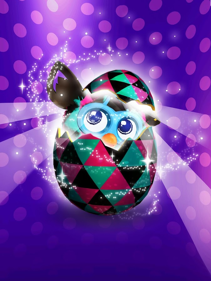 Screenshots of Furby BOOM! for iPhone