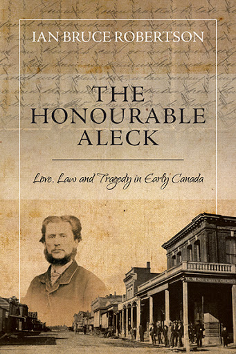 The Honourable Aleck cover