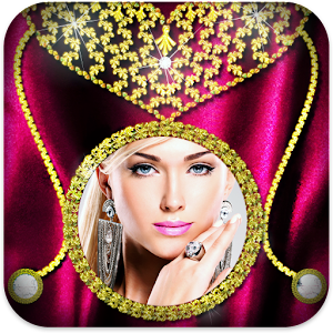 Jewelry Photo Frames Icon