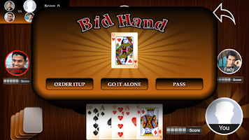 how to play 2 handed euchre